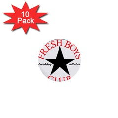Fresshboy Allstar2 1  Mini Button (10 pack)