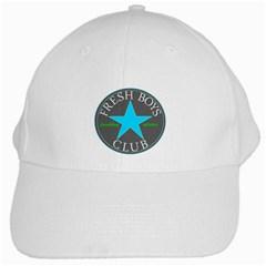 Fresshboy Allstar3 White Baseball Cap