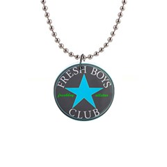 Fresshboy Allstar3 Button Necklace
