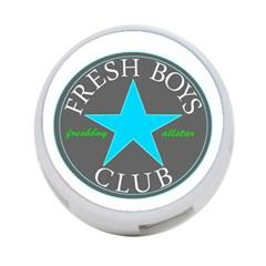 Fresshboy Allstar3 4 Port Usb Hub (one Side)