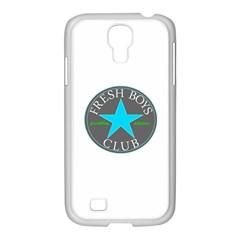 Fresshboy Allstar3 Samsung GALAXY S4 I9500/ I9505 Case (White)
