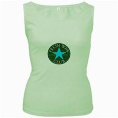 Fresshboy Allstar3 Women s Tank Top (green)