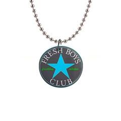 Fresshboy Allstar3 Button Necklace