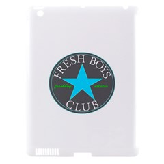 Fresshboy Allstar3 Apple Ipad 3/4 Hardshell Case (compatible With Smart Cover)