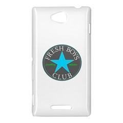 Fresshboy Allstar3 Sony Xperia C (S39H) Hardshell Case