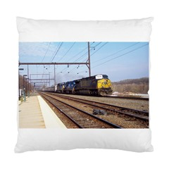 The Circus Train Cushion Case (two Sided)