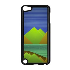 Landscape  Illustration Apple iPod Touch 5 Case (Black)
