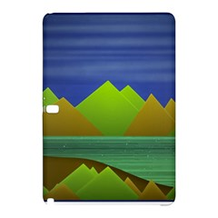 Landscape  Illustration Samsung Galaxy Tab Pro 12.2 Hardshell Case