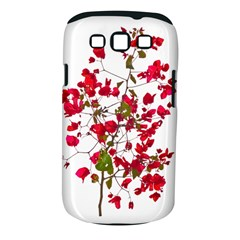 Red Petals Samsung Galaxy S III Classic Hardshell Case (PC+Silicone)