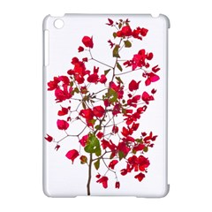 Red Petals Apple iPad Mini Hardshell Case (Compatible with Smart Cover)