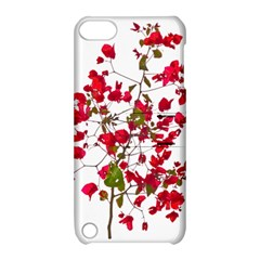 Red Petals Apple Ipod Touch 5 Hardshell Case With Stand