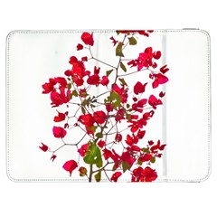 Red Petals Samsung Galaxy Tab 7  P1000 Flip Case