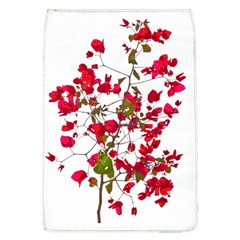 Red Petals Removable Flap Cover (Large)
