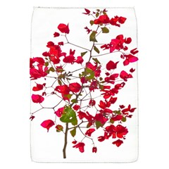Red Petals Removable Flap Cover (Small)