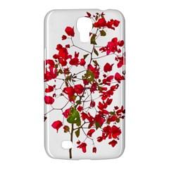 Red Petals Samsung Galaxy Mega 6.3  I9200 Hardshell Case