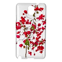 Red Petals Samsung Galaxy Note 3 N9005 Hardshell Case