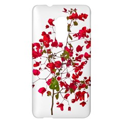 Red Petals HTC One Max (T6) Hardshell Case