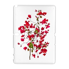 Red Petals Samsung Galaxy Note 10.1 (P600) Hardshell Case