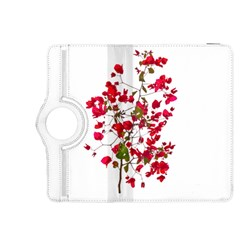 Red Petals Kindle Fire HDX 8.9  Flip 360 Case