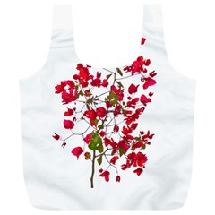 Red Petals Reusable Bag (xl)