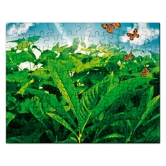 Nature Day Jigsaw Puzzle (Rectangle)