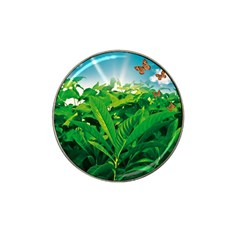 Nature Day Golf Ball Marker (for Hat Clip)