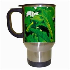 Nature Day Travel Mug (White)