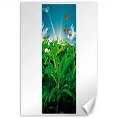 Nature Day Canvas 24  X 36  (unframed)