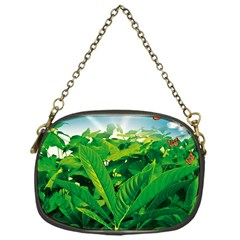 Nature Day Chain Purse (one Side)
