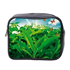 Nature Day Mini Travel Toiletry Bag (Two Sides)