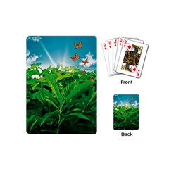Nature Day Playing Cards (mini)