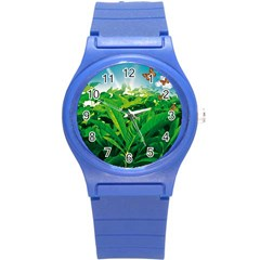 Nature Day Plastic Sport Watch (small)