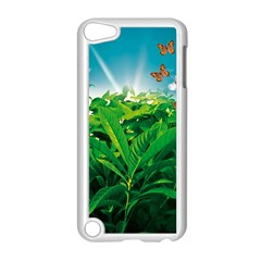 Nature Day Apple iPod Touch 5 Case (White)