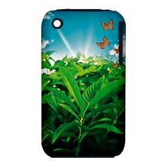 Nature Day Apple iPhone 3G/3GS Hardshell Case (PC+Silicone)