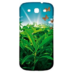 Nature Day Samsung Galaxy S3 S Iii Classic Hardshell Back Case
