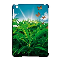 Nature Day Apple iPad Mini Hardshell Case (Compatible with Smart Cover)