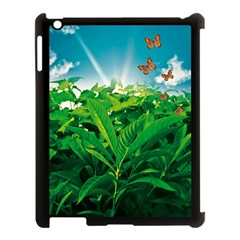 Nature Day Apple Ipad 3/4 Case (black)