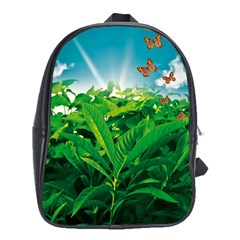 Nature Day School Bag (xl)