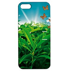 Nature Day Apple Iphone 5 Hardshell Case With Stand