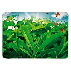 Nature Day Samsung Galaxy Tab 8 9  P7300 Flip Case