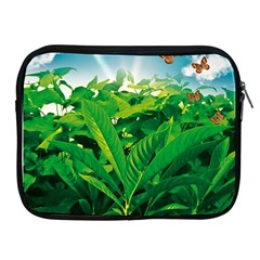 Nature Day Apple iPad Zippered Sleeve