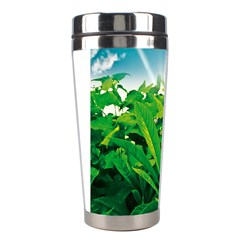 Nature Day Stainless Steel Travel Tumbler