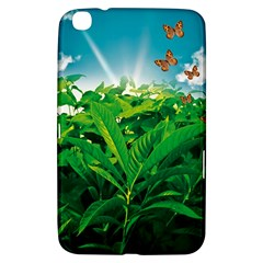 Nature Day Samsung Galaxy Tab 3 (8 ) T3100 Hardshell Case