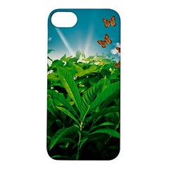 Nature Day Apple iPhone 5S Hardshell Case