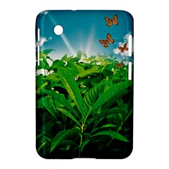 Nature Day Samsung Galaxy Tab 2 (7 ) P3100 Hardshell Case