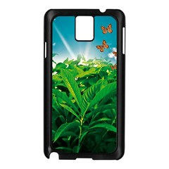 Nature Day Samsung Galaxy Note 3 N9005 Case (Black)