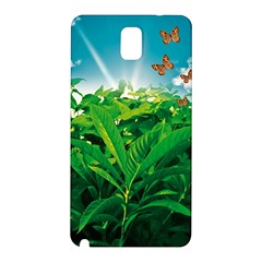 Nature Day Samsung Galaxy Note 3 N9005 Hardshell Back Case
