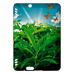 Nature Day Kindle Fire HDX 7  Hardshell Case