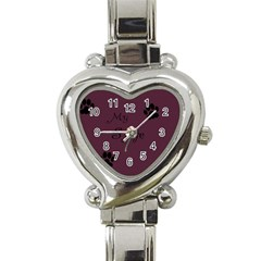 Poster From Postermywall Heart Italian Charm Watch