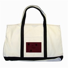 Poster From Postermywall Two Toned Tote Bag